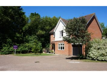 Thumbnail 5 bed detached house for sale in Wood Way, Great Notley