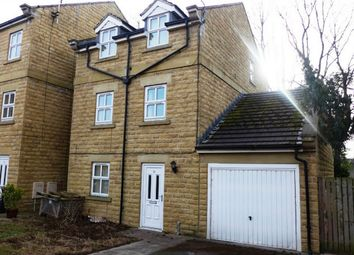Thumbnail 4 bed detached house to rent in Wellfield Mews, Staincliffe, Dewsbury, West Yorkshire