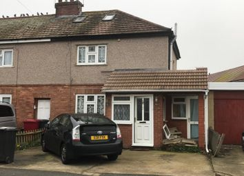 Thumbnail 4 bed semi-detached house for sale in Howard Avenue, Slough