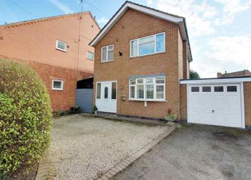 Thumbnail 3 bed detached house for sale in Station Road, Draycott, Derby