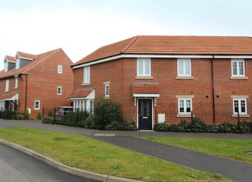 Thumbnail 3 bed semi-detached house to rent in Greenfinch Road, Didcot, Oxon
