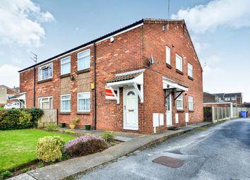 Thumbnail 2 bed maisonette for sale in Chirnside, Mansfield, Nottinghamshire
