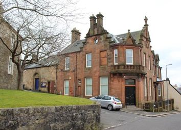 Thumbnail 2 bed flat for sale in Ewing Street, Kilbarchan, Johnstone