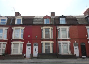 Thumbnail 5 bedroom terraced house for sale in Picton Road, Wavertree