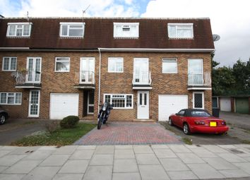 Thumbnail 4 bed town house for sale in Almond Avenue, Ealing
