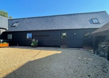 Thumbnail 2 bed barn conversion to rent in Ickleton Road, Saffron Walden