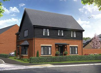 "Thumbnail 3 bedroom property for sale in ""The Hurwick - Detached"" at Charlton Court, Reading Road, Wantage"