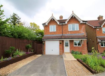 Thumbnail 4 bed detached house to rent in Woodcroft, Oakley, Basingstoke