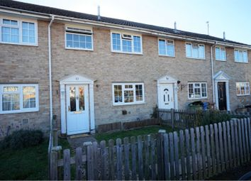 Thumbnail 3 bed terraced house for sale in Millins Close, Sandhurst