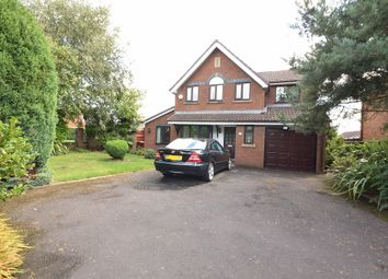 Thumbnail 4 bed detached house for sale in Eatock Way, Westhoughton