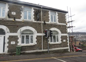 Thumbnail 1 bedroom flat to rent in Llantrisant Road, Graig, Pontypridd