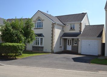 Thumbnail 4 bedroom detached house to rent in Badgers Brook Rise, Ystradowen, Cowbridge