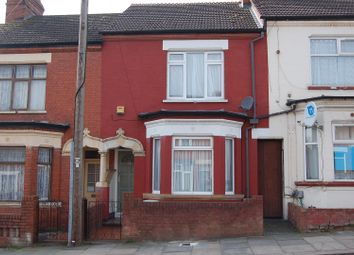 Thumbnail 3 bedroom terraced house to rent in Colin Road, Luton