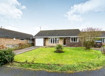 Thumbnail 3 bed detached bungalow for sale in Flinders Close, Metheringham, Lincoln