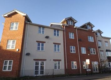 Thumbnail 2 bed flat to rent in Keepers Gate, Derby