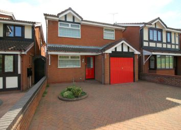 Thumbnail 3 bed detached house to rent in Farmhouse Road, Sinfin, Derby