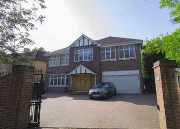 Thumbnail 5 bed detached house to rent in Alderton Hill, Loughton