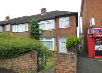 Thumbnail 3 bedroom end terrace house for sale in Sunbury Road, Coventry, West Midlands