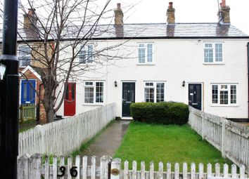 Thumbnail 2 bed cottage to rent in Millars Close, Main Street, Grendon Underwood, Aylesbury