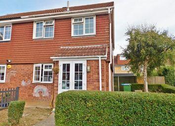Barlow Close, Hill Head, Fareham PO14. 3 bed semi-detached house