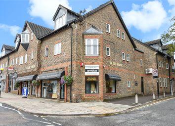 Thumbnail 1 bedroom maisonette to rent in Glade House, High Street, Sunninghill, Ascot