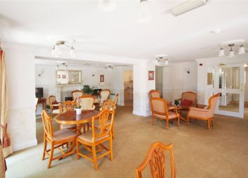 Thumbnail 1 bed flat for sale in Harewood Court, 545 Limpsfield Road, Warlingham, Surrey