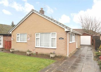 Thumbnail 2 bed detached bungalow for sale in Fairview Avenue, Guilsfield, Welshpool