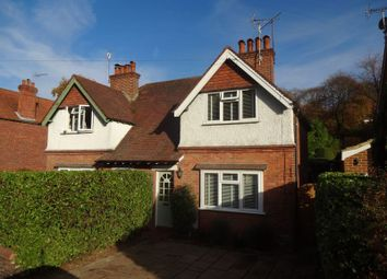 Thumbnail 2 bed semi-detached house to rent in Lion Lane, Haslemere