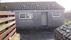 Thumbnail 1 bed terraced bungalow to rent in Woodmill Place, Dunfermline