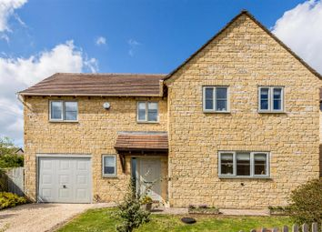Thumbnail 4 bed detached house for sale in Box Gardens, Minchinhampton, Stroud