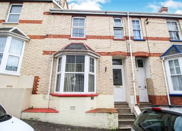 Thumbnail 3 bed terraced house for sale in Brookfield Street, Bideford