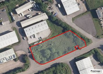 Thumbnail Land for sale in Devonshire Road, Heathpark Industrial Estate, Honiton