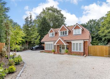 Thumbnail 4 bed detached house for sale in Fox Covert Close, Sunninghill, Ascot, Berkshire