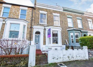 Thumbnail 3 bed terraced house for sale in Lockhurst Street, London