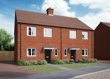 Thumbnail 3 bed semi-detached house for sale in The Faringdon, Bampton