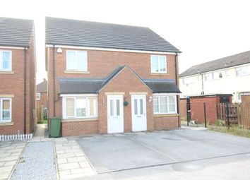 Thumbnail 2 bed semi-detached house to rent in St. Mathew Way, Leeds