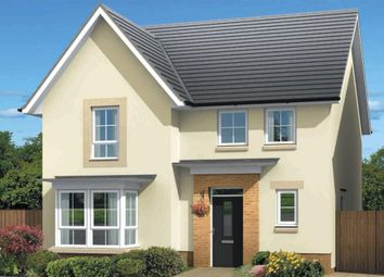 "Thumbnail 4 bed detached house for sale in ""Troon"" at Haddington"