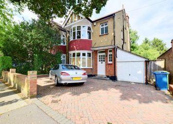 Thumbnail 4 bed semi-detached house to rent in Elm Park, Stanmore