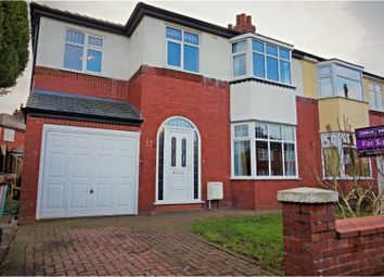 Thumbnail 4 bed semi-detached house for sale in Greyfriars Crescent, Preston