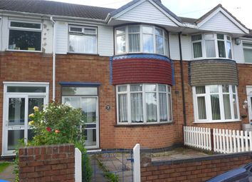 Thumbnail 3 bed terraced house for sale in Wildmoor Close, Longford, Coventry, West Midlands