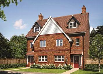 Thumbnail 3 bed semi-detached house for sale in Ash Lodge Park, Ash, Surrey