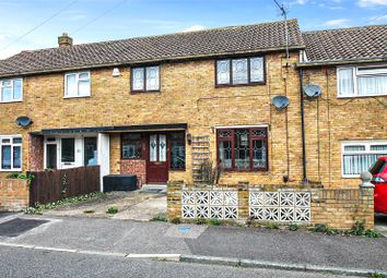 Thumbnail 3 bed terraced house for sale in Speedwell Avenue, Chatham, Kent