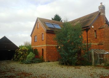 Thumbnail 4 bed detached house for sale in The Chestnuts, Risborough Road, Terrick, Buckinghamshire
