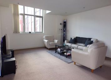 Thumbnail 1 bed flat for sale in St. Georges Mill, Wimbledon Street, Leicester, Leicestershire