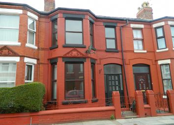 Thumbnail 3 bed terraced house to rent in Rockland Road, Waterloo, Liverpool