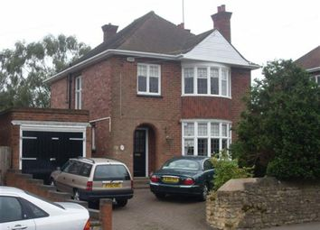 Thumbnail 3 bedroom detached house to rent in Station Road, Irthlingborough, Wellingborough