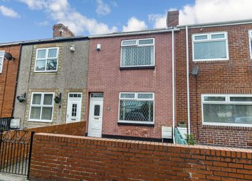 Thumbnail 2 bed terraced house for sale in Alexandra Road, Ashington