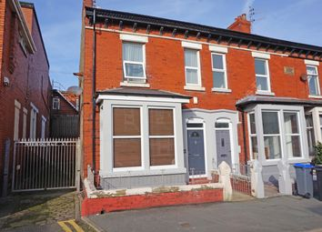 Thumbnail 1 bed flat for sale in Milbourne Street, Blackpool