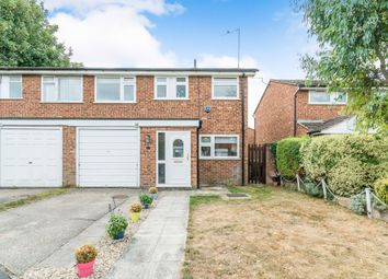 Thumbnail Semi-detached house for sale in Eastern Drive, Bourne End