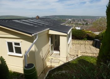 Thumbnail 2 bed mobile/park home for sale in Hoburne Park, Swanage